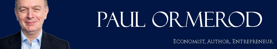 Paul Ormerod