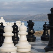 Can Game Theory Help the Greeks?