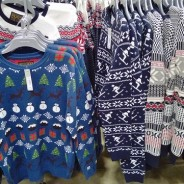 Christmas jerseys: a great intellectual challenge